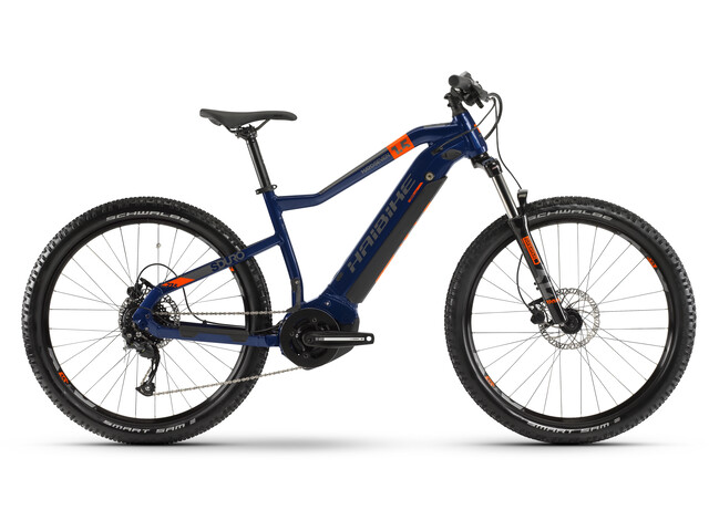 HAIBIKE SDURO HardSeven 1.5, blue/orange/titan